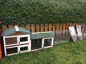 Rabbit Hutch outdoor