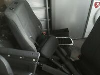 BMW SERIES 3 Driver & front passage car seats, all 4 door skins, etc. Also fit E 46