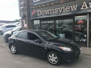 2010 Mazda MAZDA3 SPORT AUTO!!! LOADED!FULLY CERTIFIED@NO EXTRA