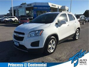 2014 Chevrolet Trax 1LT  FWD  1 Owner Cruise control