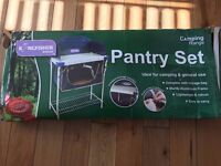Kingfisher Pantry Set Ideal for Camping