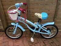 Girls Cherrylane Apollo Bike 16inch