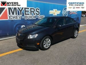 2014 Chevrolet Cruze LOADED LT, TECH & CONNECTIVITY PKG, REMOTE