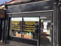 SHOP TO LET EASY TERMS BUSY ROAD NE6