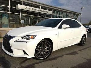 2015 Lexus IS 250 AWD 6A 1 Owner