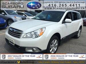 2012 Subaru Outback 3.6R LTD PACKAGE, FROM 1.9% FINANCING AVAILA