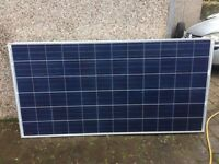 RISEN SOLAR PANEL PHOTOVOLTAIC POLYCRYSTALLINE MODULE 300W ROOF MOUNTED 310w