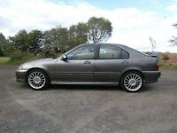 "2004 MG-ZS 120+ - 17"" INCH ALLOYS - HALF LEATHER - BODYKIT - BARGAIN"
