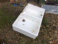 Double Bowl 'Belfast' Sink