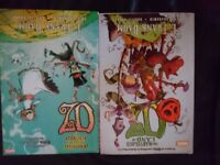 Marvel Oz graphic novels oversize hardcover editions