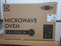 ZANUSSI built-in microwave oven
