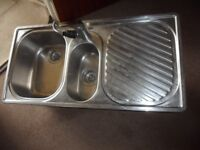 FRANKE QUALITY STAINLESS SINK