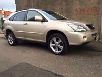 2007 LEXUS RX 400 h HYBRID ELECTRIC 4x4 JEEP FULLY LOADED FLSH REAR ENTERTAINMENT