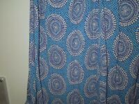 Lovely Blue White Stuff Top size 16