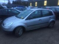 Ford Fiesta breaking 2003