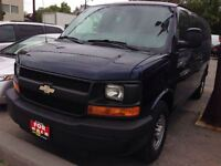 2008 Chevrolet Express CARGO/LOW, LOW, KMS../METICULOUSLY MAINTA