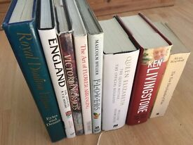 8 x Joblot Brand New Books * CHEAP *