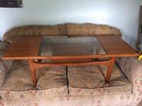 Vintage gplan coffee table