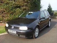 2002 VW Golf 1.8 GTI Turbo. 1 Owner, Full Years MOT