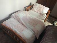 East Coast Nursery Junior Bed - Antique Pine