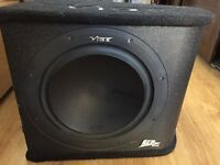 For sale sub Vibe 1200 watts subwoofer mint condition