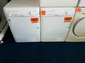 Hotpoint 8kg condenser dryer for sale