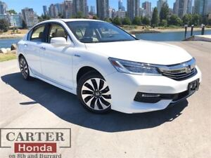 2017 Honda Accord Hybrid Touring + Summer Clearance! On Now!