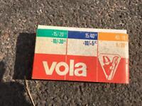 Vintage Vola Ski Wax