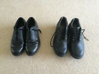 GOLF SHOES - SIZE 6
