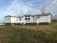 Mobile home on 3.86acres for rent, room 4 horses, 3bdrm 2bath
