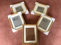 Brand new Ikea Ribba picture frames