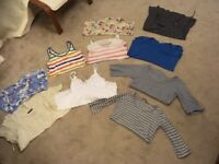Bundle of Maternity Clothes Size 12