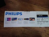 Philips car audio/video system
