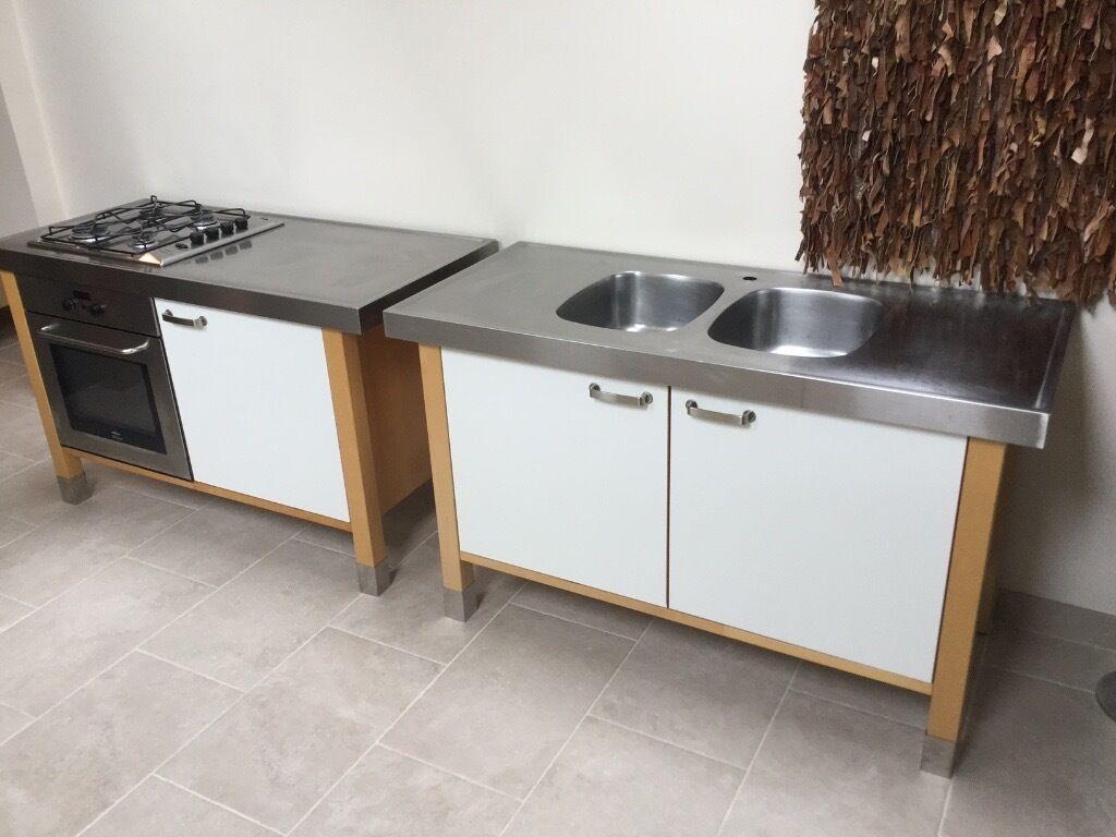 Ikea varde freestanding kitchen units   in Cambridge ...
