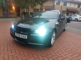 BMW 3 Series 320i M-Sport Auto, FSH with full leathers, low mileage