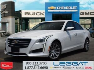 2016 Cadillac CTS 3.6L Luxury Collection/AWD
