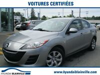 2010 Mazda MAZDA3 GX A/C,GROUPE ÉLECTRIQUE COMPLET