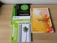 National 5 Geography practice and model papers books