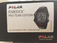 Polar RS800CX PRO Team Edition