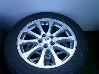 RANGEROVER VOGUE ALLOY WHEELS AND TYRES