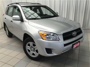 2010 Toyota RAV4 4X4 *Clean Carproof with Service Records*