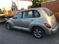 Cars breaking for parts renault dci pt cruiser crd