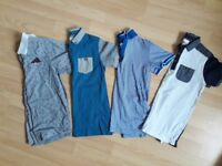 Bundle of boys clothes aged 8/9 years