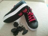 Heelys X2 Fresh, size UK 13 (EU 32)