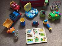 Baby toys 0-18mths