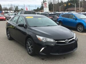 2016 Toyota Camry XSE ONLY $179 BIWEEKLY WITH $0 DOWN!