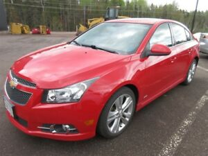 2013 Chevrolet Cruze LT Turbo- BACK-UP CAM! ALLOYS! HEATED SEATS