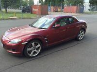Mazda rx8 nemesis
