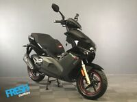Neco GPX AC 4T 4-Stroke 50cc Nero Corsa - Brand New Learner Scooter / Moped