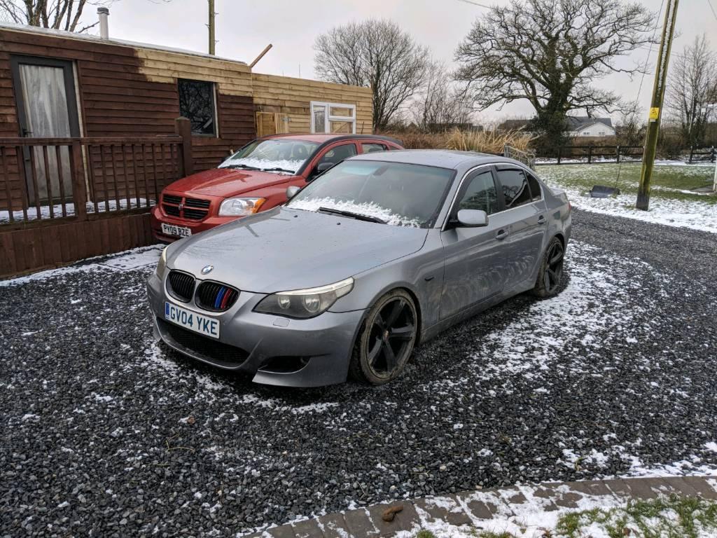 BMW 530 swap for Nissan Navara